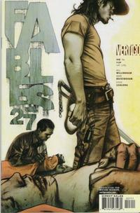 Cover Thumbnail for Fables (DC, 2002 series) #27