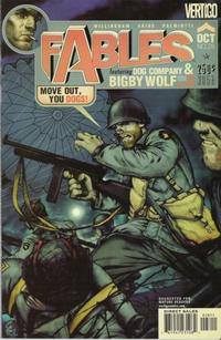 Cover Thumbnail for Fables (DC, 2002 series) #28