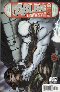 Cover Thumbnail for Fables (DC, 2002 series) #29