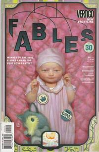 Cover Thumbnail for Fables (DC, 2002 series) #30