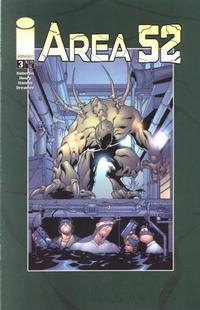 Cover Thumbnail for Area 52 (Image, 2001 series) #3