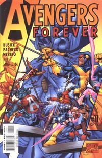 Cover Thumbnail for Avengers Forever (Marvel, 1998 series) #11 [Direct Edition]