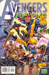 Cover Thumbnail for Avengers Forever (Marvel, 1998 series) #12 [Direct Edition]