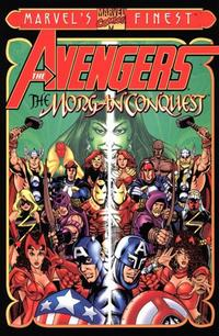 Cover Thumbnail for The Avengers: The Morgan Conquest (Marvel, 2000 series)