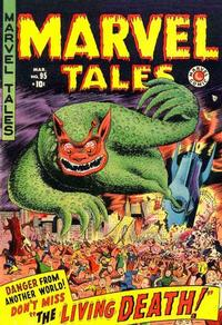 Cover for Marvel Tales (Marvel, 1949 series) #95