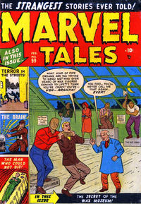 Cover Thumbnail for Marvel Tales (Marvel, 1949 series) #99