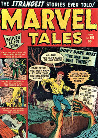 Cover Thumbnail for Marvel Tales (Marvel, 1949 series) #101