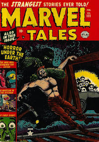 Cover Thumbnail for Marvel Tales (Marvel, 1949 series) #111