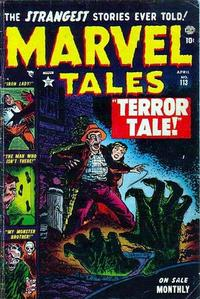 Cover Thumbnail for Marvel Tales (Marvel, 1949 series) #113