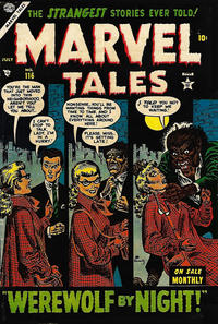 Cover Thumbnail for Marvel Tales (Marvel, 1949 series) #116