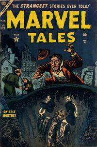 Cover Thumbnail for Marvel Tales (Marvel, 1949 series) #121