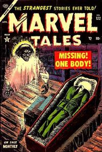 Cover Thumbnail for Marvel Tales (Marvel, 1949 series) #122
