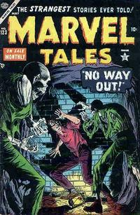 Cover Thumbnail for Marvel Tales (Marvel, 1949 series) #123