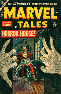 Cover Thumbnail for Marvel Tales (Marvel, 1949 series) #125