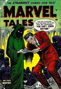 Cover Thumbnail for Marvel Tales (Marvel, 1949 series) #129