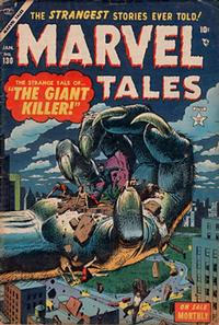 Cover Thumbnail for Marvel Tales (Marvel, 1949 series) #130