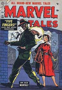 Cover Thumbnail for Marvel Tales (Marvel, 1949 series) #131