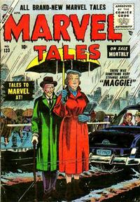 Cover Thumbnail for Marvel Tales (Marvel, 1949 series) #133