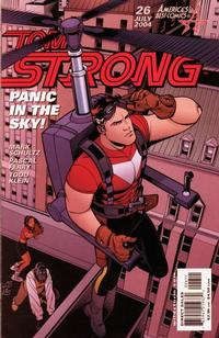 Cover Thumbnail for Tom Strong (DC, 1999 series) #26