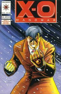 Cover Thumbnail for X-O Manowar (Acclaim / Valiant, 1992 series) #26