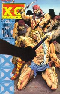 Cover Thumbnail for X-O Manowar (Acclaim / Valiant, 1992 series) #35