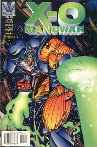Cover Thumbnail for X-O Manowar (Acclaim / Valiant, 1992 series) #55
