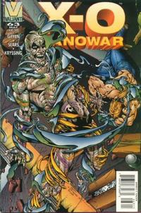 Cover for X-O Manowar (Acclaim / Valiant, 1992 series) #63