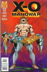Cover for X-O Manowar (Acclaim / Valiant, 1992 series) #65