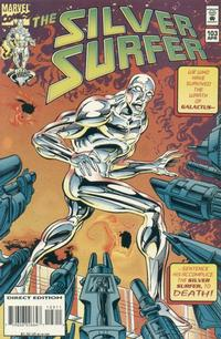 Cover Thumbnail for Silver Surfer (Marvel, 1987 series) #103