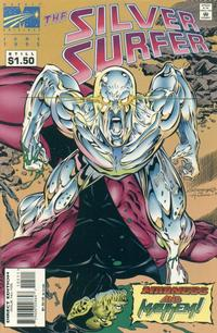 Cover Thumbnail for Silver Surfer (Marvel, 1987 series) #105