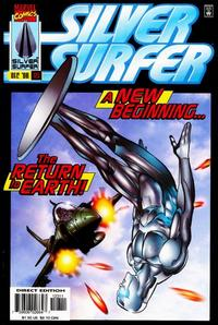 Cover Thumbnail for Silver Surfer (Marvel, 1987 series) #123
