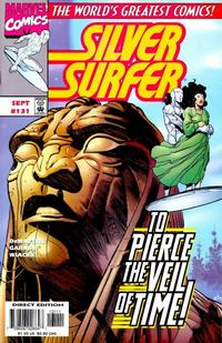 Cover Thumbnail for Silver Surfer (Marvel, 1987 series) #131