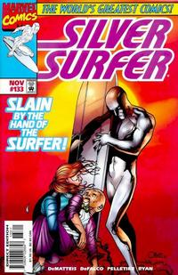 Cover Thumbnail for Silver Surfer (Marvel, 1987 series) #133