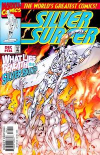 Cover Thumbnail for Silver Surfer (Marvel, 1987 series) #134