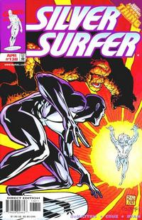 Cover Thumbnail for Silver Surfer (Marvel, 1987 series) #138