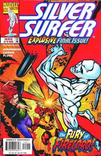 Cover Thumbnail for Silver Surfer (Marvel, 1987 series) #146
