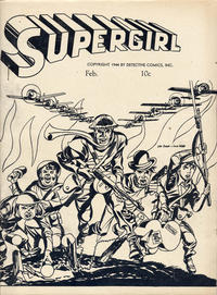 Cover Thumbnail for Supergirl [ashcan] (DC, 1944 series)
