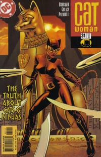Cover Thumbnail for Catwoman (DC, 2002 series) #31 [Direct Sales]