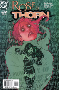 Cover Thumbnail for Rose and Thorn (DC, 2004 series) #2