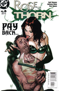 Cover Thumbnail for Rose and Thorn (DC, 2004 series) #4