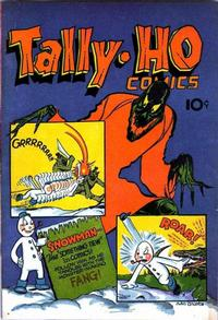 Cover Thumbnail for Tally-Ho Comics (Baily Publishing Company, 1944 series) #[nn]
