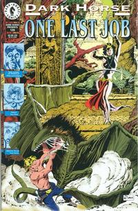 Cover Thumbnail for Dark Horse Presents (Dark Horse, 1986 series) #120