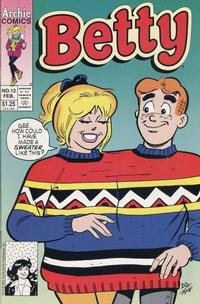 Cover Thumbnail for Betty (Archie, 1992 series) #12