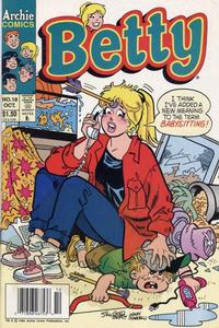 Cover Thumbnail for Betty (Archie, 1992 series) #18