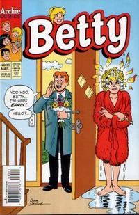 Cover Thumbnail for Betty (Archie, 1992 series) #35