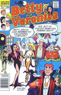 Cover Thumbnail for Betty and Veronica (Archie, 1987 series) #16