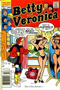 Cover Thumbnail for Betty and Veronica (Archie, 1987 series) #17