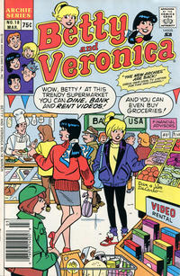 Cover Thumbnail for Betty and Veronica (Archie, 1987 series) #18