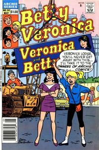 Cover Thumbnail for Betty and Veronica (Archie, 1987 series) #30 [Newsstand]