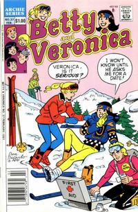 Cover Thumbnail for Betty and Veronica (Archie, 1987 series) #37